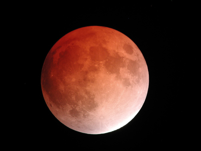 Total Lunar Eclipse of 2003