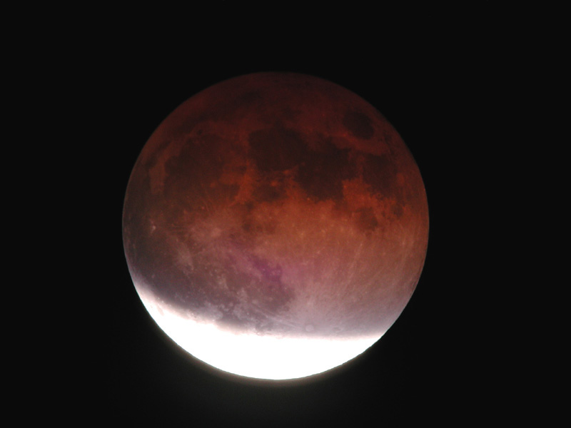 Total Lunar Eclipse of 2003 2