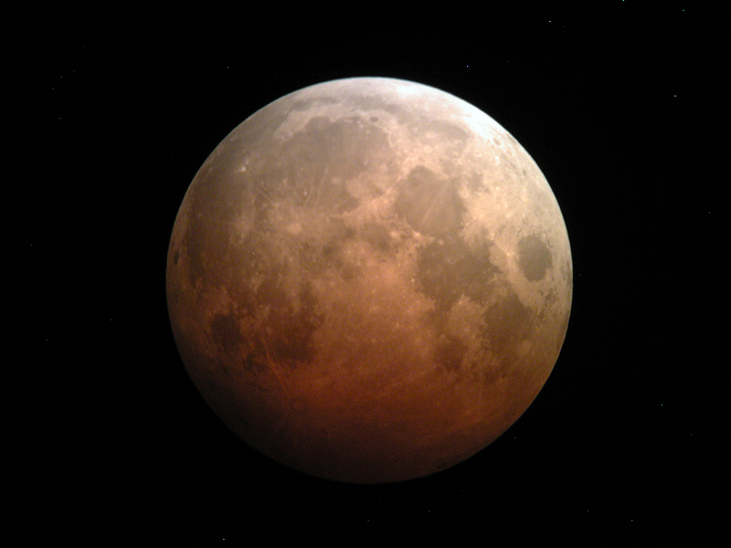 Total Lunar Eclipse of 2004 3