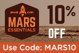 "<a href=""http://store.space.com/mars.html/?cmpid=Space-Mars-image"">Save 10% on these Mars Essentials. Use code: MARS10</a>."