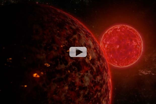 Are Hot 'Super-Earths' The Remains Of 'Warm Neptunes?' | Video