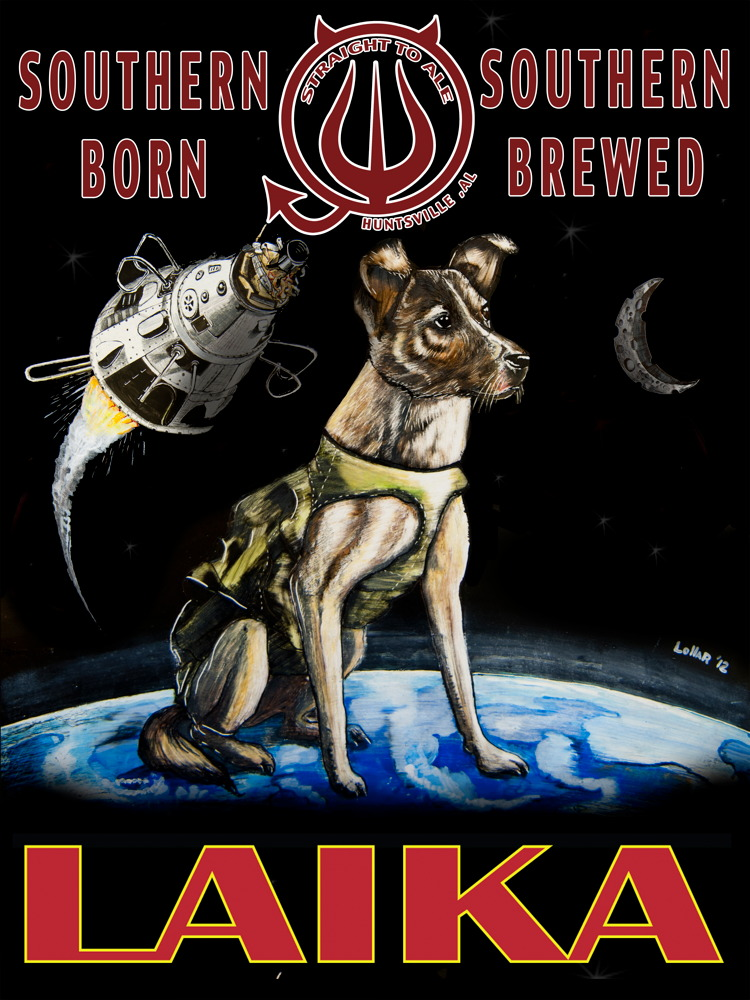 Laika Straight to Ale