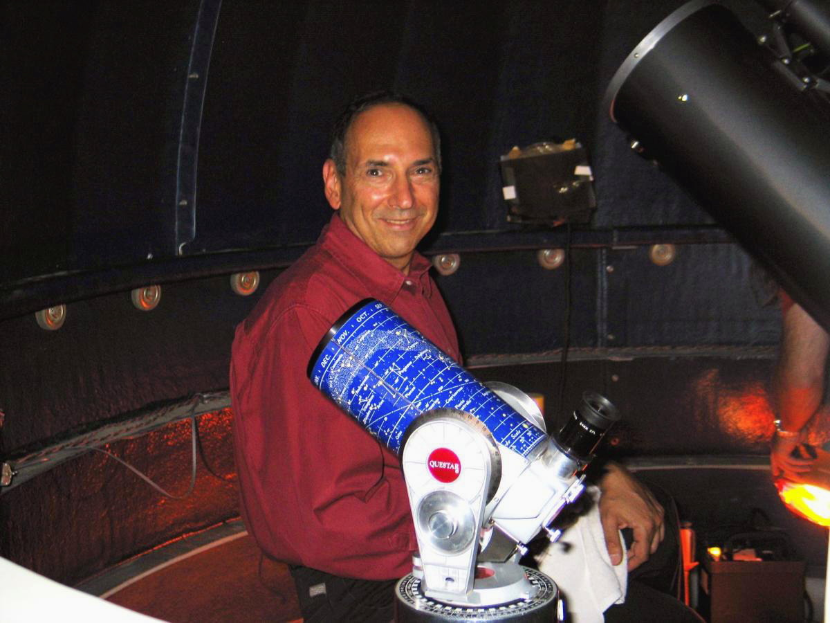 Astronomer David Levy