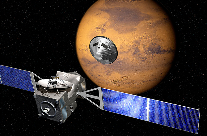 ExoMars Orbiter and Rover - The Latest Mars Mission News