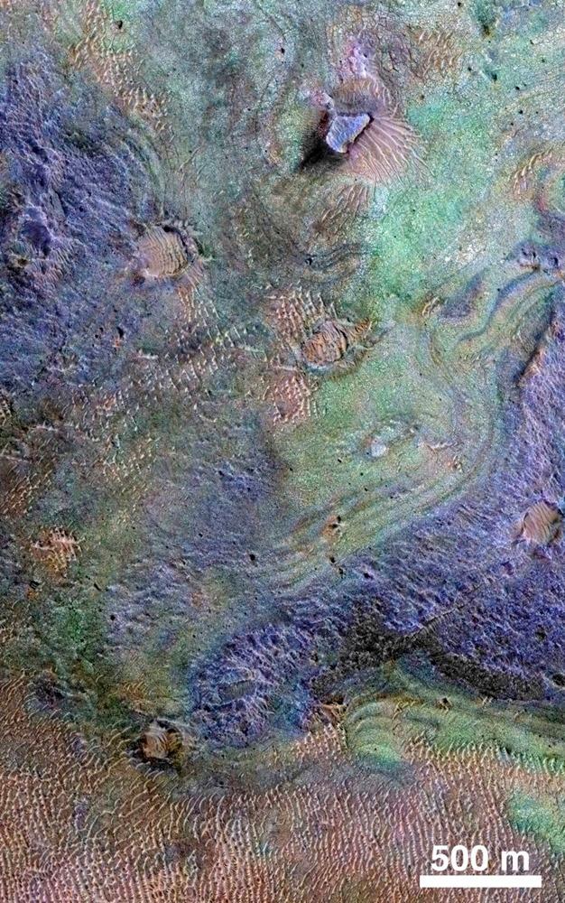 Mars' Missing Atmosphere Likely Lost in Space