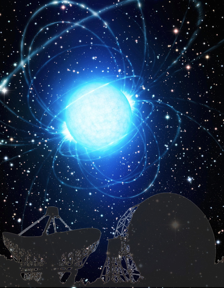Pulsars Have Crunchy Crust, Supersmooth Interiors, Study Suggests