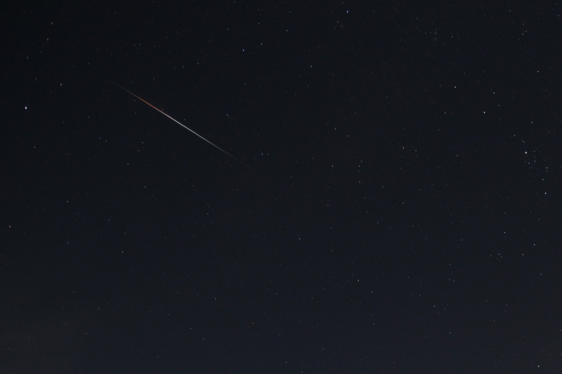 Draconid Meteor Shower Peaks This Week