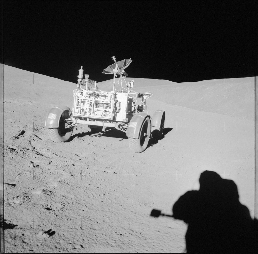 Apollo 15 Mission Photo