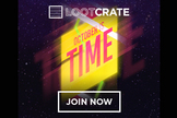 "<a href=""http://lootcrate.go2cloud.org/aff_c?offer_id=30&aff_id=4318"">A MONTHLY BOX OF GEEK & GAMER GEAR  This month's crate has an exclusive t-shirt and an exclusive Funko POP! There are two more exclusives, too. It's definitely a good time to be a Loot Crate Subscriber!</a>"