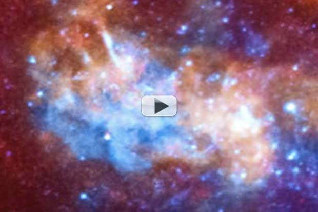 Why Is 'Our' Supermassive Black Hole Spitting X-rays?| Video