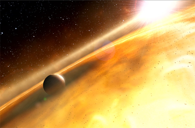 Kepler's 'Bizarre' Signal Sparks Alien Intelligence Speculation