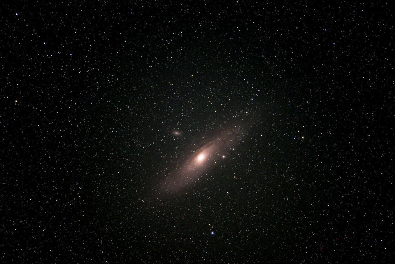 Andromeda Galaxy (M31) by Redfern