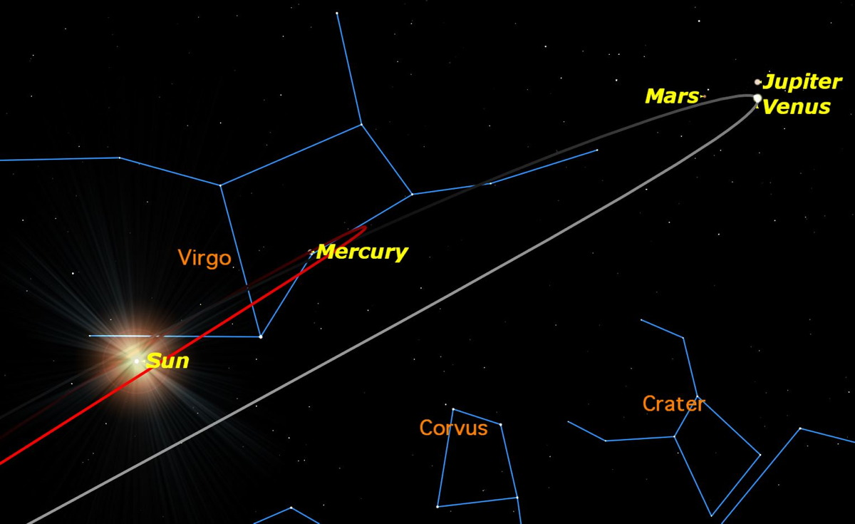 Venus, Oct. 26, 2015