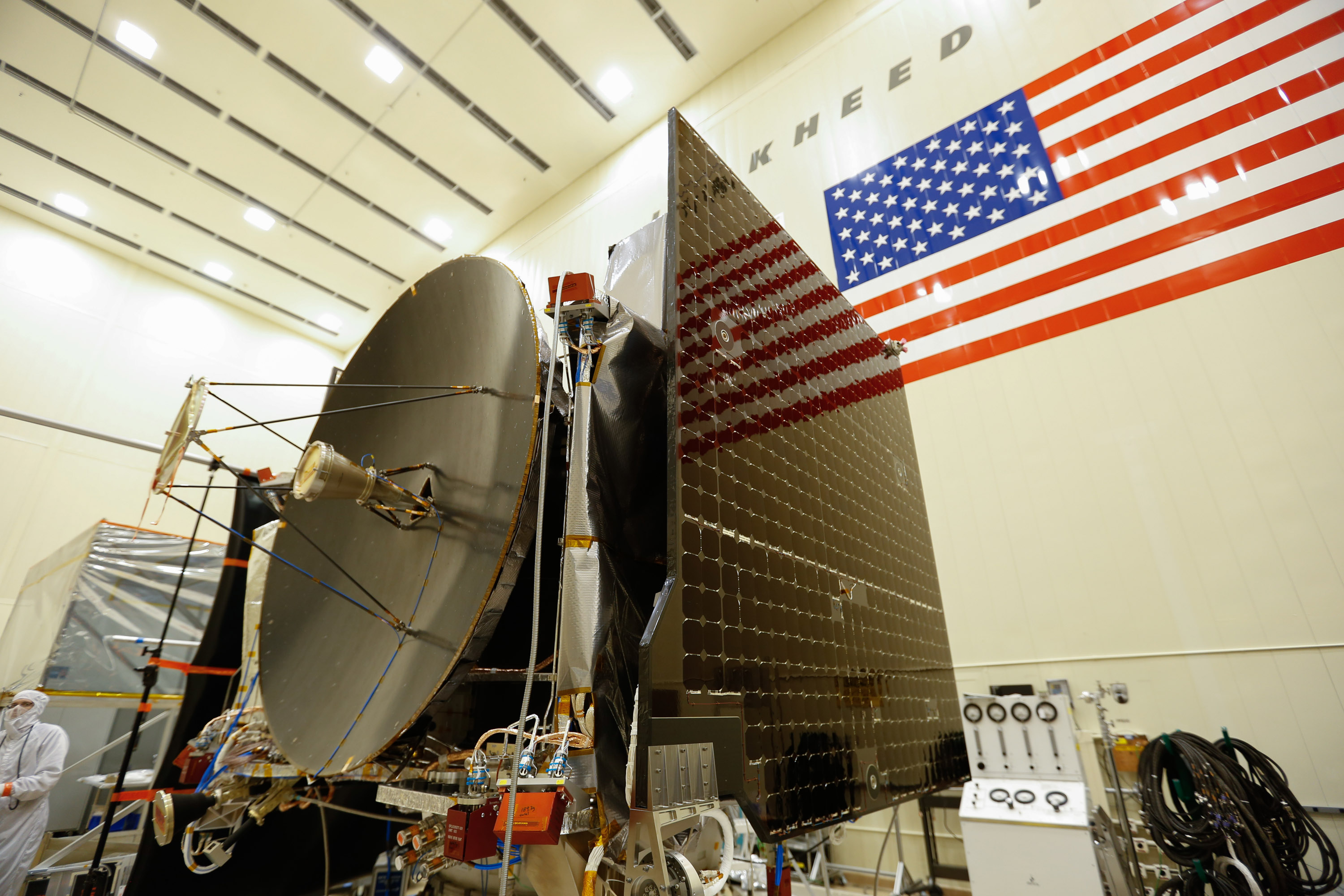 NASA Asteroid-Sampling Probe Fully Built, Enters Test Phase