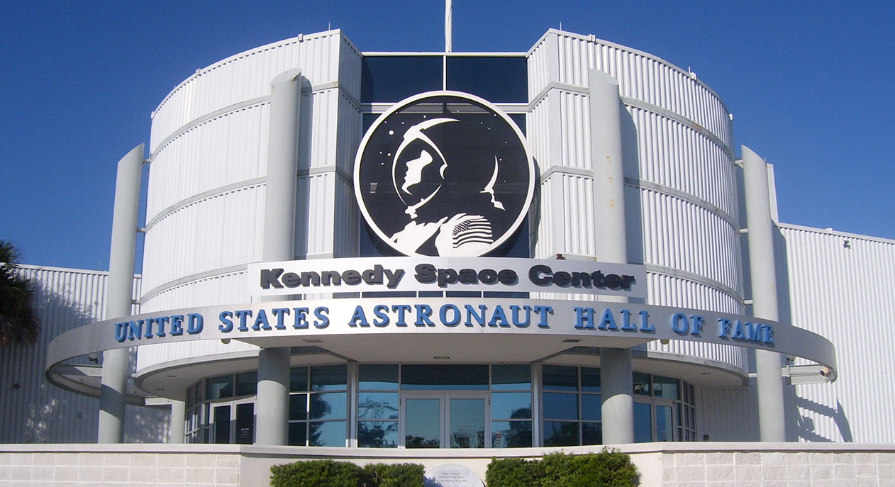 The U.S. Astronaut Hall of Fame