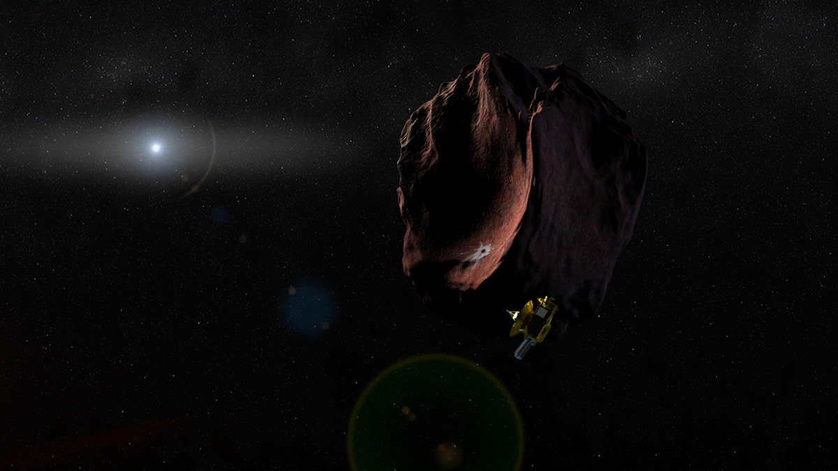 New Horizons Pluto Probe Heads Toward 2nd Flyby Target