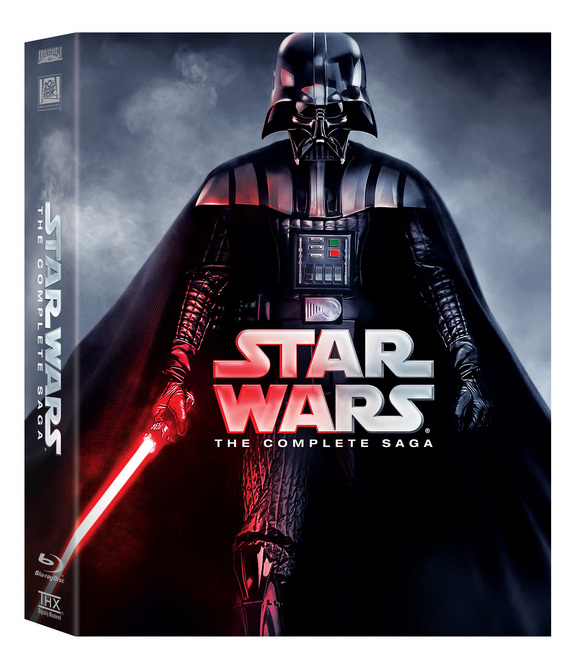 "This collection features all six ""Star Wars"" movies on Blu-ray in gorgeous new packaging plus 40 hours' worth of special features about the films. <a href="" http://www.amazon.com/dp/B015AJOKFG?tag=space041-20&ascsubtag=[sitespace[catNA[art27791[pidB015AJOKFGNA[bbcmanual"">Buy ""Star Wars: The Complete Saga""</a>"