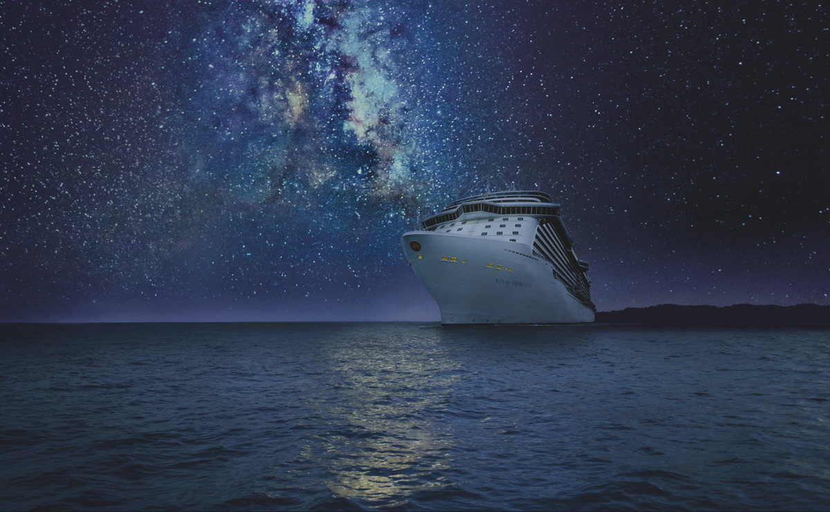 Star Ships: New Science Cruises Offer Pristine Cosmic Views