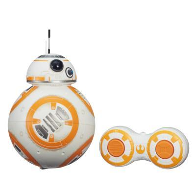 "Zoom all around with this remote-control droid, straight out of ""Star Wars: The Force Awakens.""  <a href=""http://www.amazon.com/dp/B014X18A0S?tag=space041-20&ascsubtag=[sitespace[catNA[art27797[pidB014X18A0SNA[bbcmanual"">Buy Star Wars Remote Control BB-8 Droid</a>"