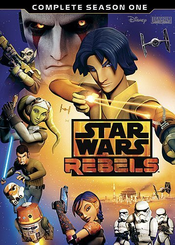 "Join the Rebellion with this animated ""Star Wars"" prequel series from Disney XD.  <a href=""http://www.amazon.com/dp/B00YY3NV64?tag=space041-20&ascsubtag=[sitespace[catNA[art27797[pidB00YY3NV64NA[bbcmanual"">Buy Star Wars Rebels: Complete Season 1</a>."