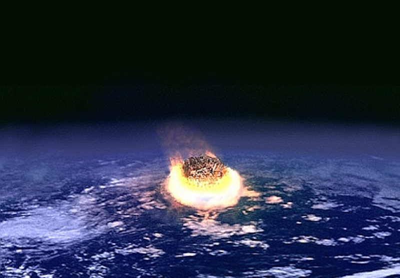 Death from Above: Mass Extinctions Tied to Comet Strikes