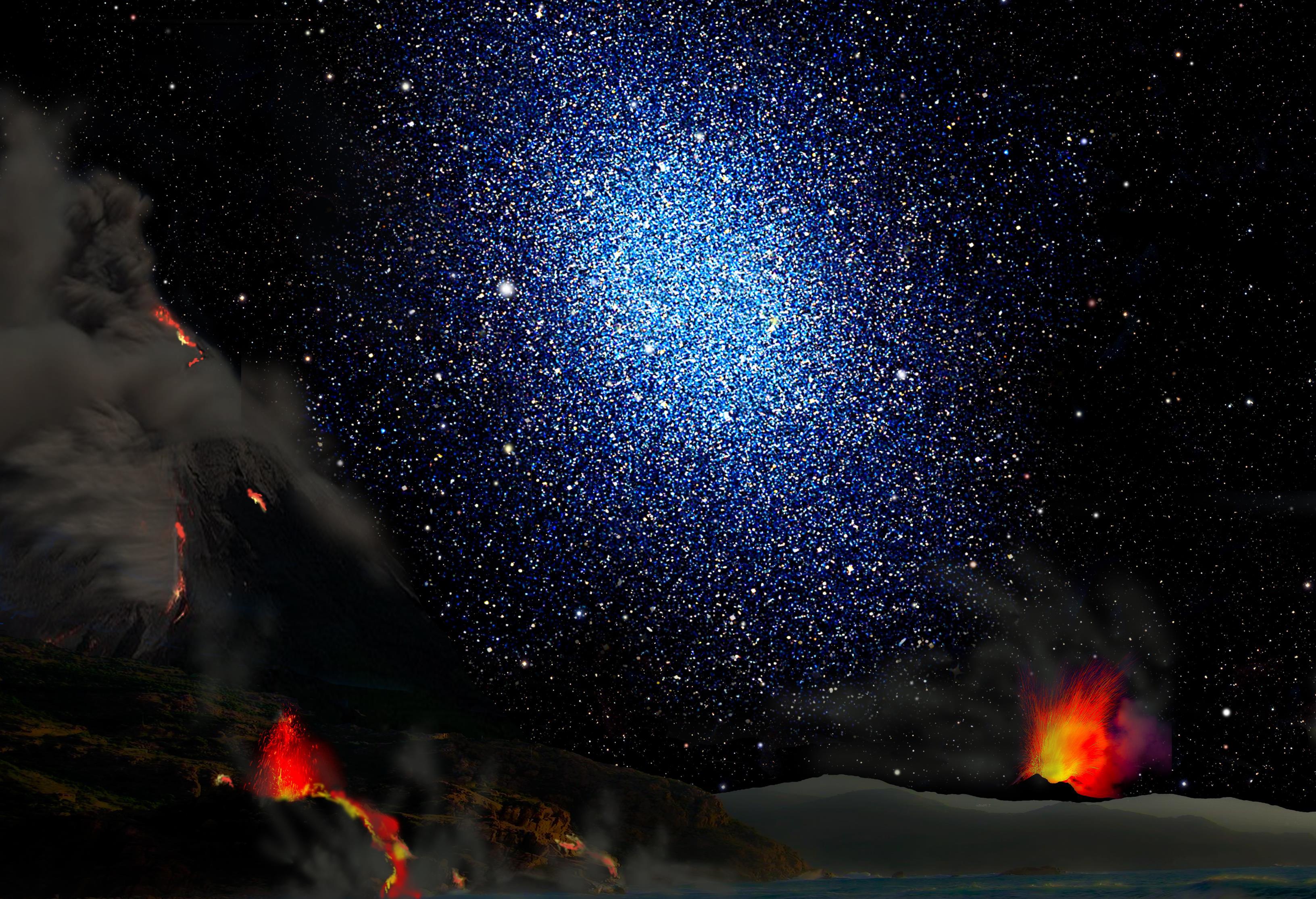 Mysterious Dark Matter May Not Always Have Been Dark