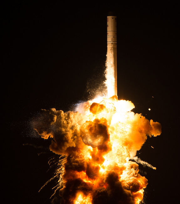 Intense Antares Rocket Explosion Shown in Newly Released ...