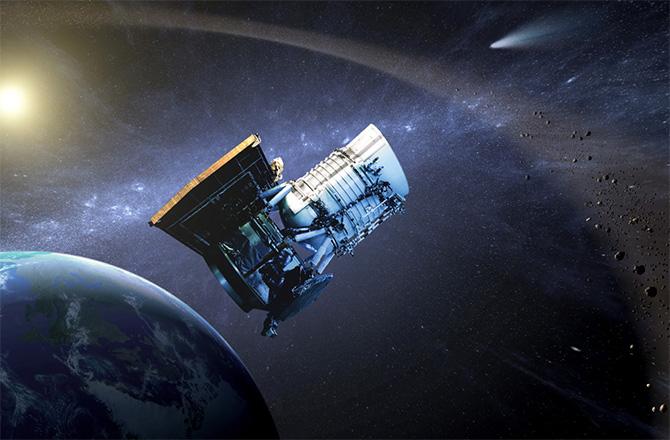 Wide-field Infrared Survey Explorer