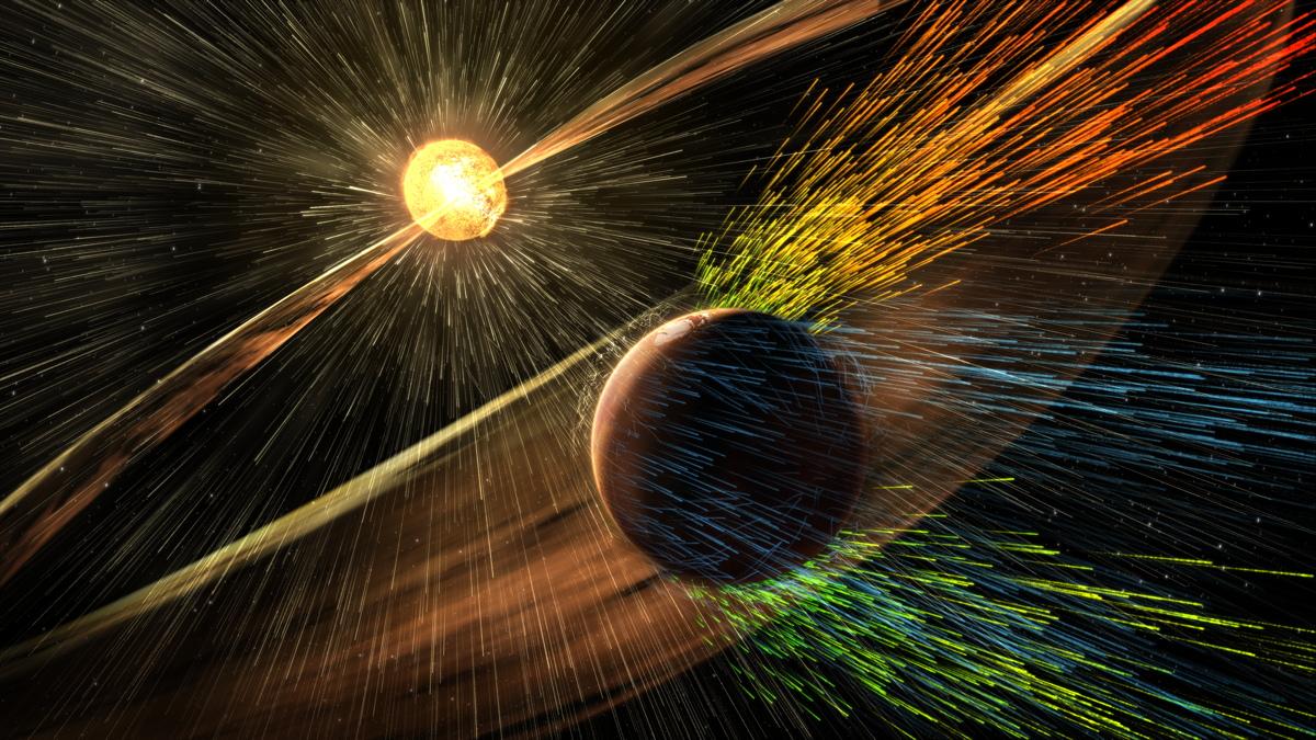 Mars' Lost Atmosphere: MAVEN Probe Scientist Explains New Finding