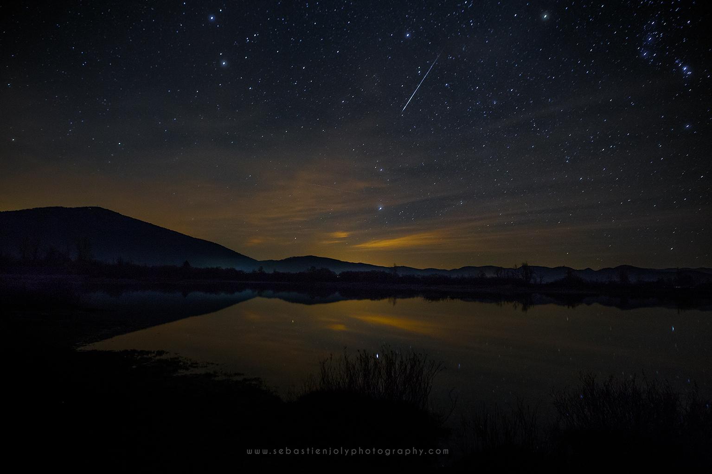 Taurid Meteor Over Slovenia