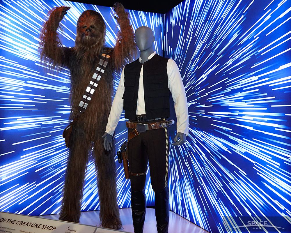 'Star Wars' Costume Exhibit Reveals Creativity Behind Force Fashion
