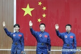 China is rapidly developing robotic and human spaceflight skills.