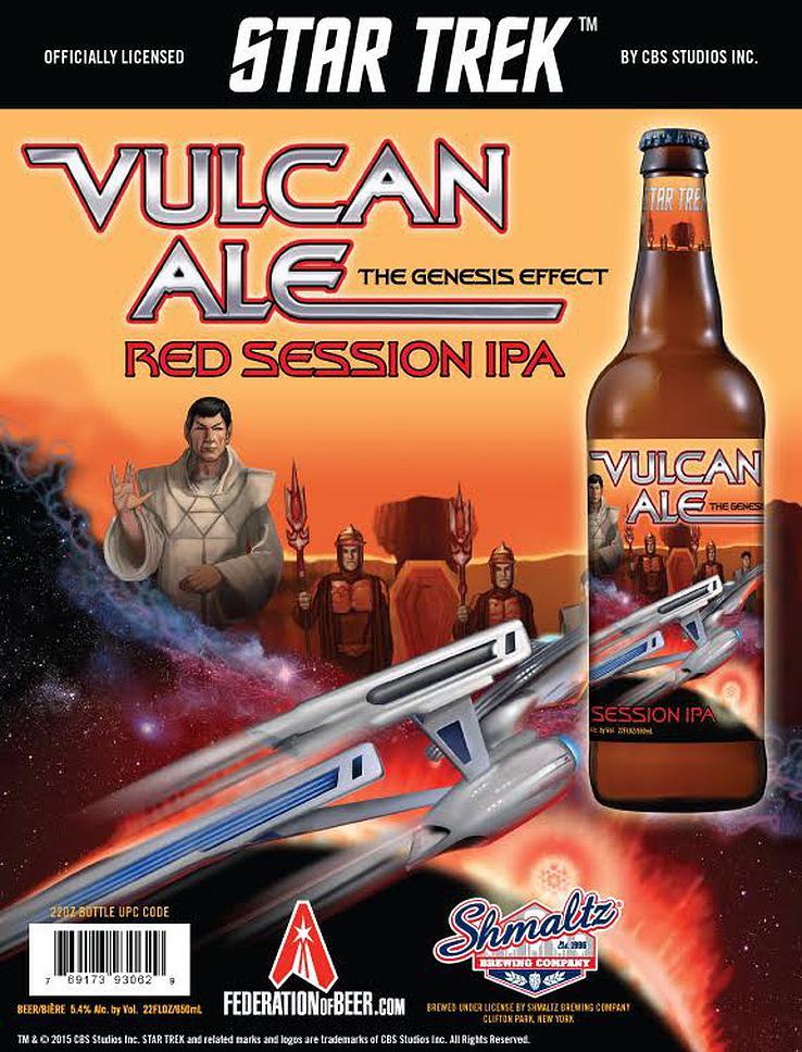 Highly Logical! 'Star Trek'-Inspired Vulcan Ale Makes US Debut