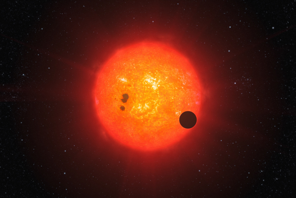 Getting Up Close and Personal with an Earth-Sized Exoplanet (Kavli Hangout)