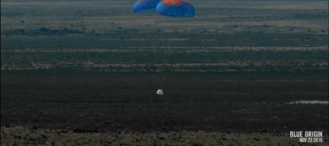 Capsule Parachutes