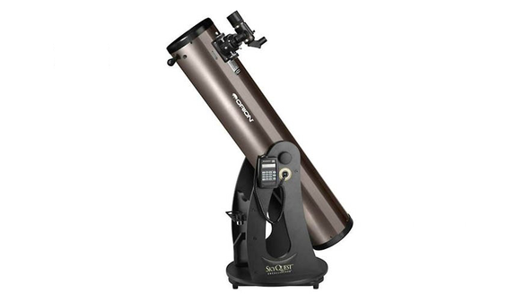 "Much ""Big Bang"" for your buck, has this large aperture Dobsonian telescope."