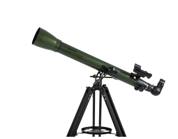 "This is the best ""first telescope"" under $100, whether given as a gift or purchased for personal use, this maintenance refractor will give years of enlightening skywatching."