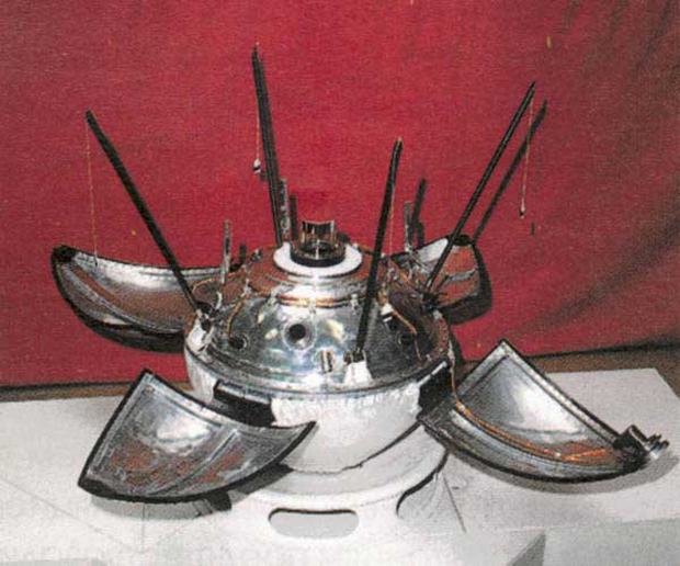Long-Lost Lander: Researchers Hunting for Soviet Moon Probe Luna 9