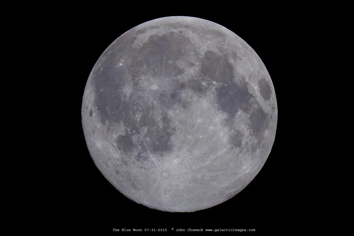 Full Moon by Chumack