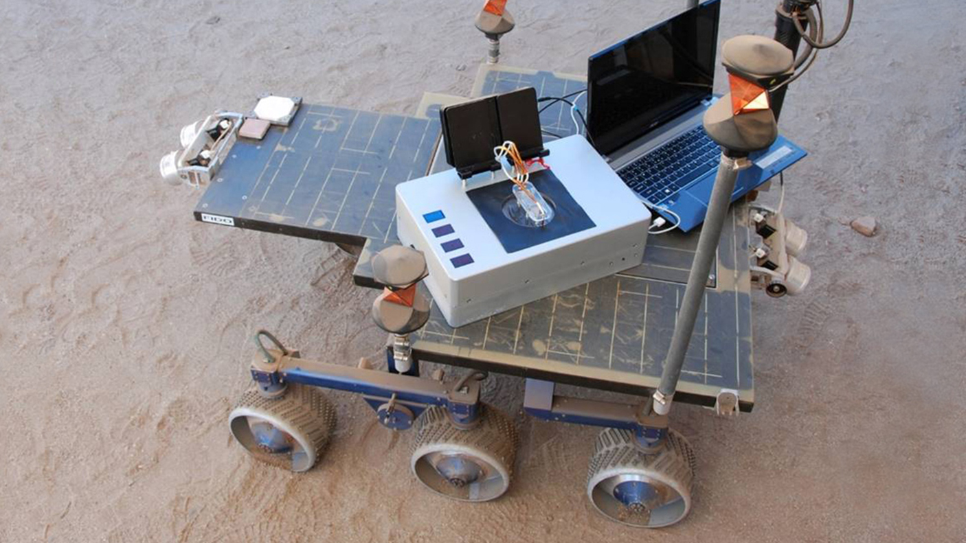NASA's New 'Star Trek' Tech Is Designed to Detect Alien Life