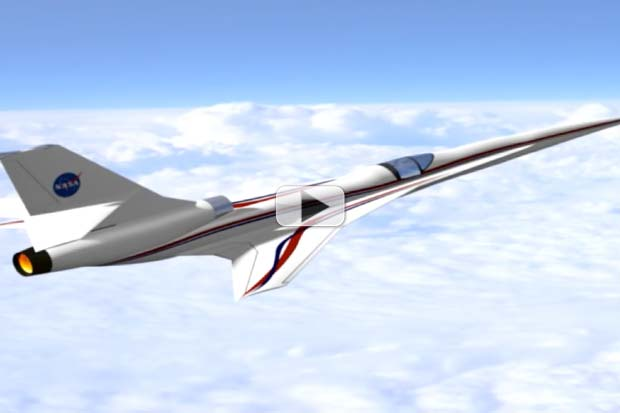 Return of Commercial Supersonic Travel? NASA Focus Group Study | Video