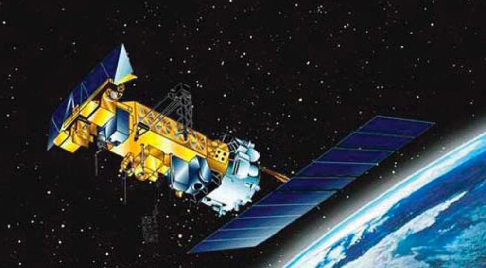 NOAA Weather Satellite Breaks Up in Orbit