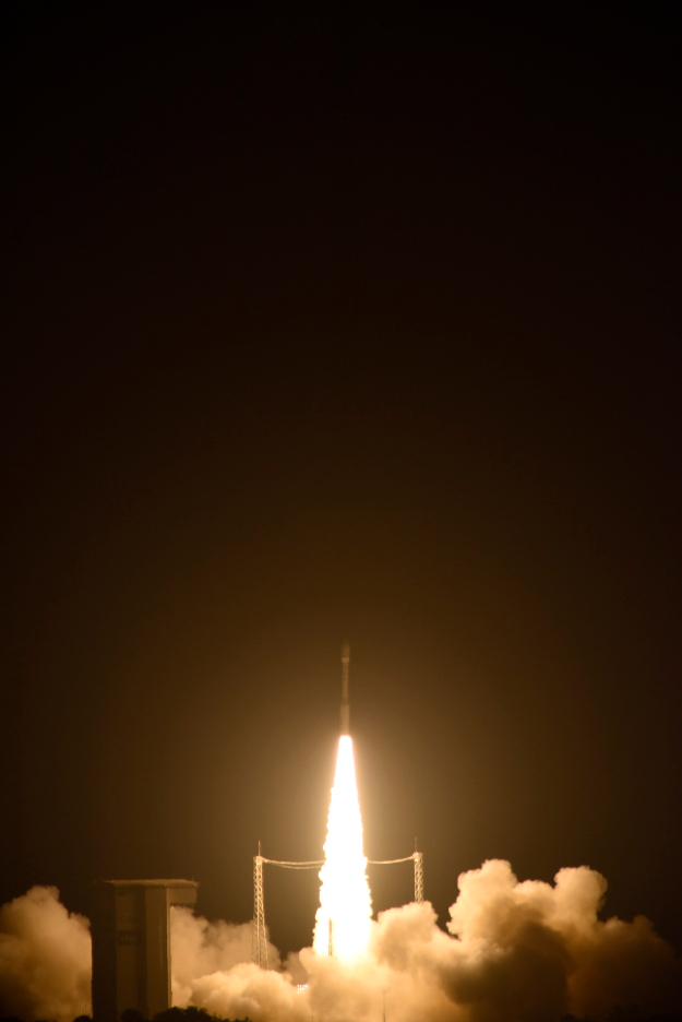 LISA Pathfinder Liftoff