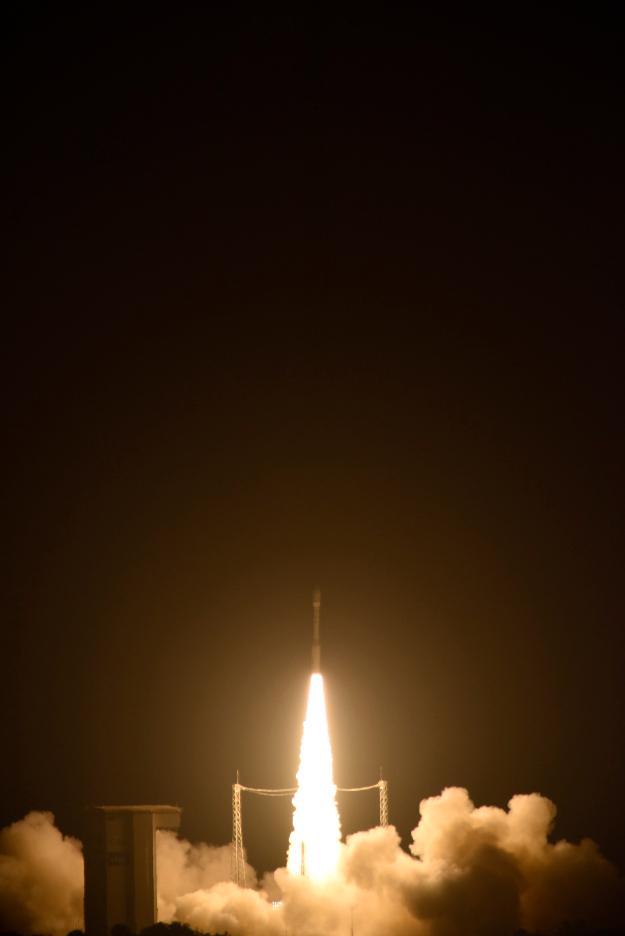 LISA Pathfinder Liftoff