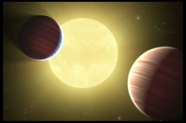 In Alien Solar Systems, Twin Planets Could Share Life