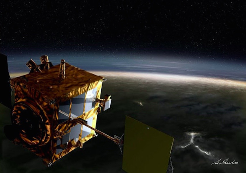 Japanese Probe Makes 2nd Try to Orbit Venus, But Did It Succeed?