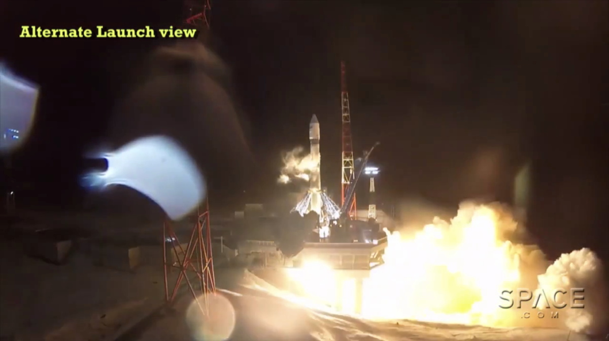 Russian Military Satellite Suffers Launch Failure, Will Crash Soon