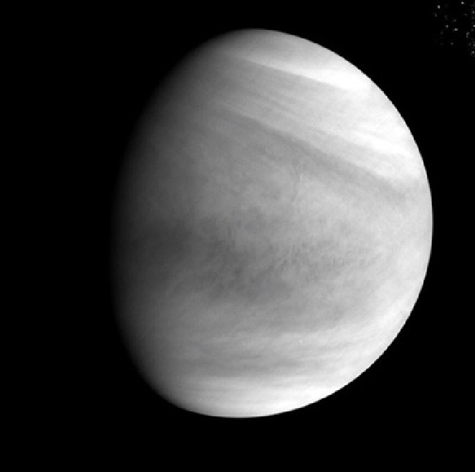 Japan at Venus: Photos from the Akatsuki Spacecraft's Mission