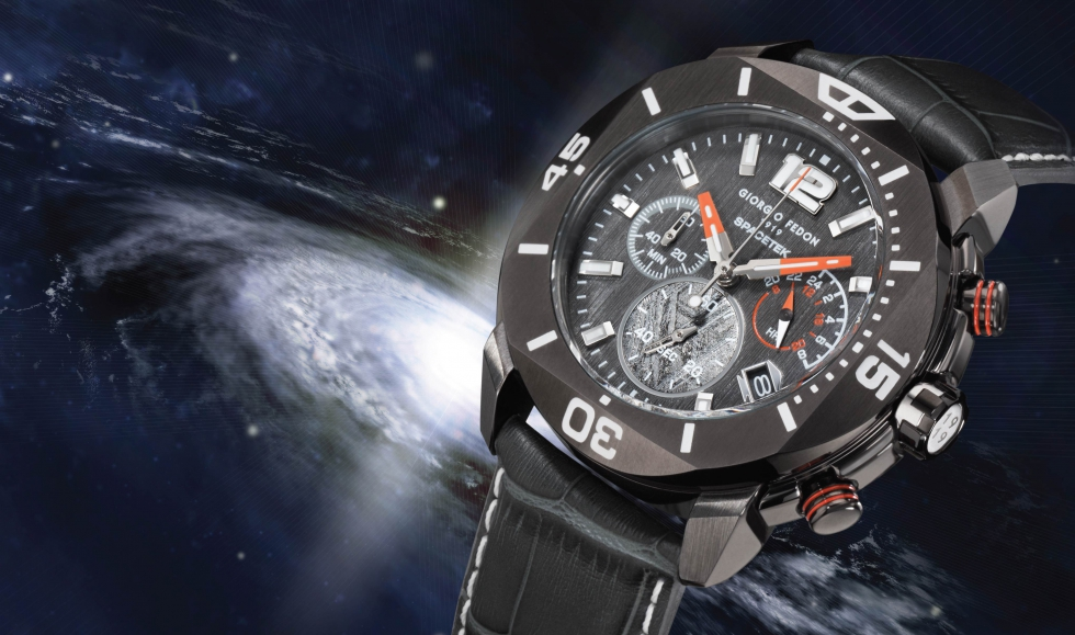 Giorgio Fedon 1919 Space Explorer Watch