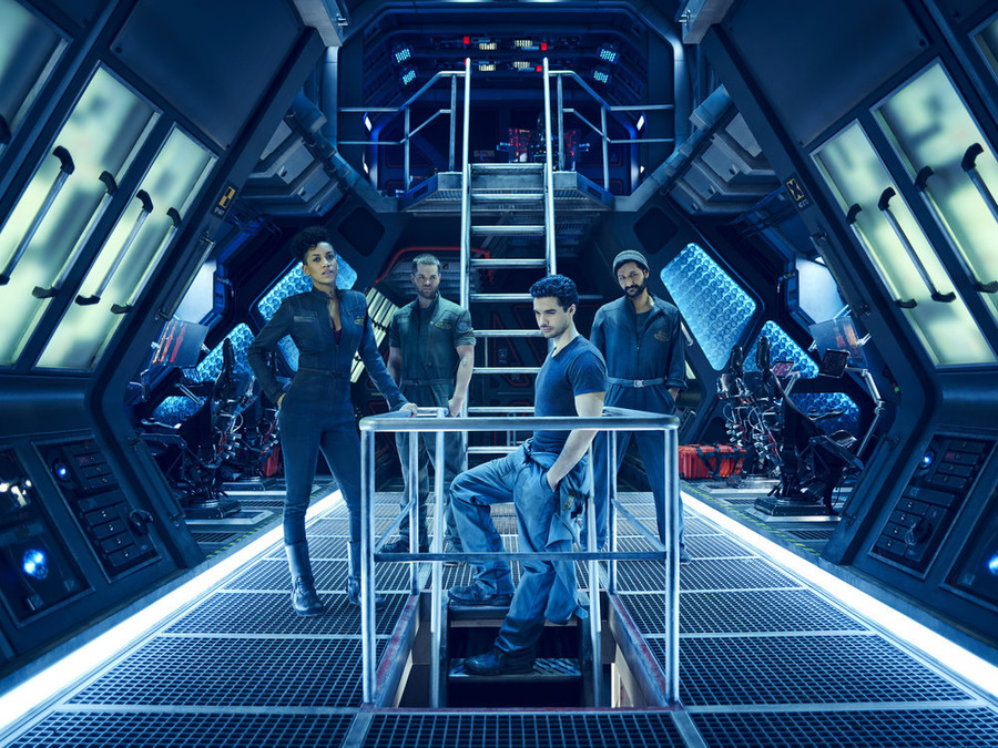 SyFy's 'The Expanse' in  Awesome Pictures